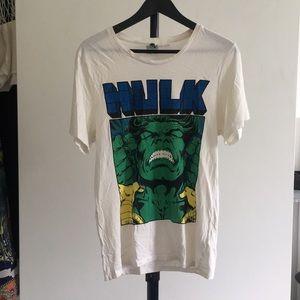 "MARVEL ""The Hulk"" t-shirt, size S"